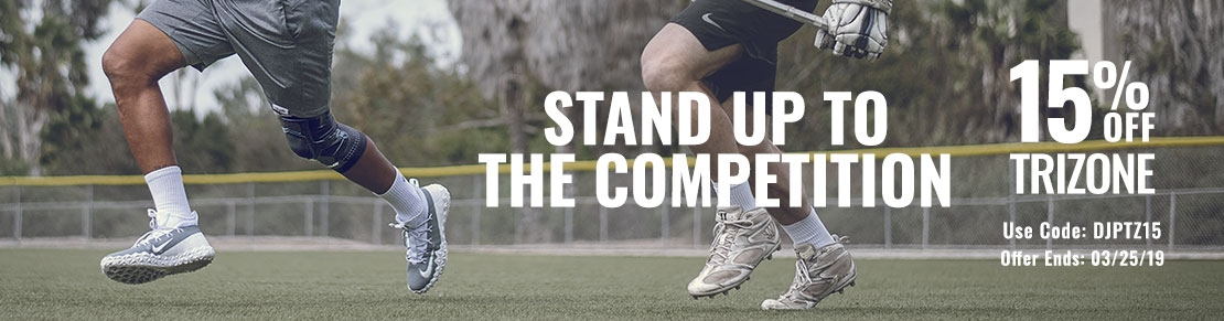 Stand Up to the Competition - 15% Off Trizone
