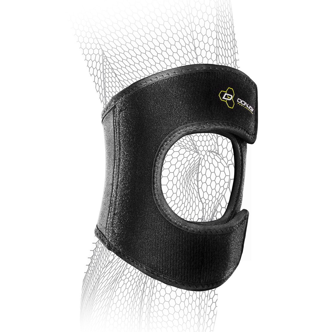 Anaform Dual PinPoint Knee Strap - Hex