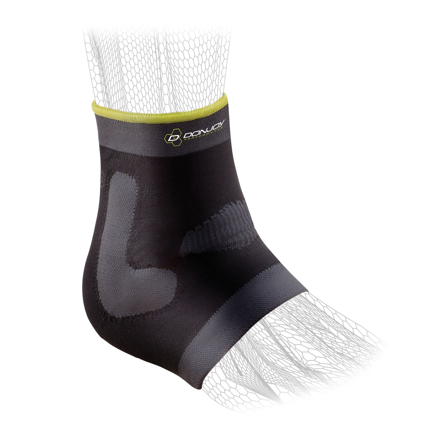 b5c03cfbbe DonJoy Performance Deluxe Knit Ankle Sleeve | DonJoyPerformance.com