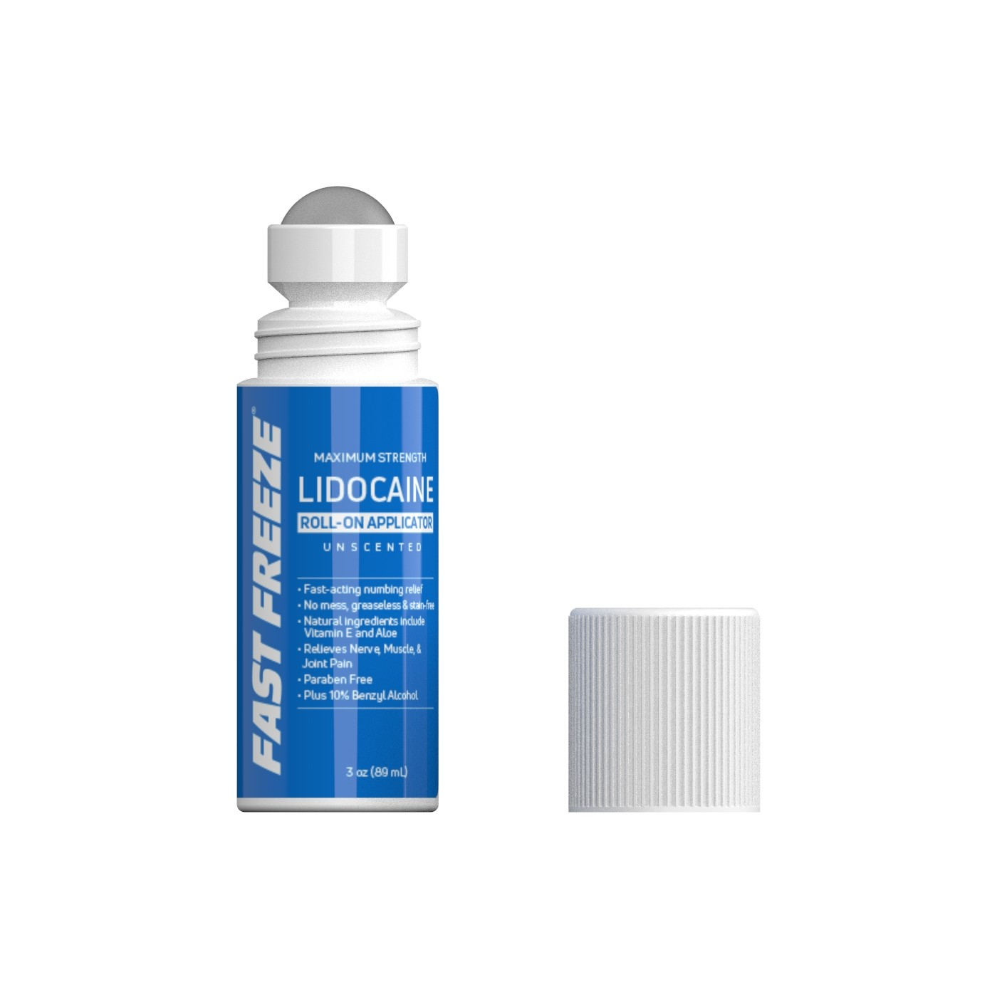 Bell-Horn® Fast Freeze® Lidocaine Roll-On