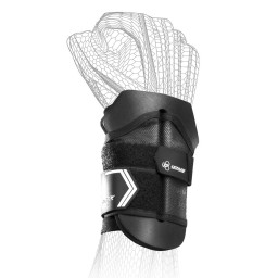 Anaform Wrist Wrap - Hex - Black
