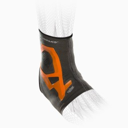 TriZone Ankle Support - Orange - Hex