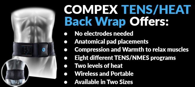 COMPEX TENS BACK FPO