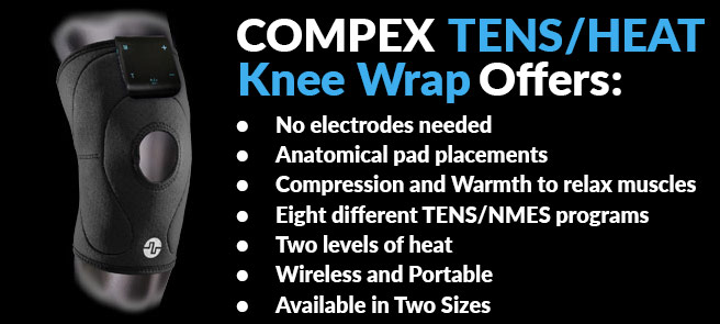 COMPEX TENS KNEE FPO