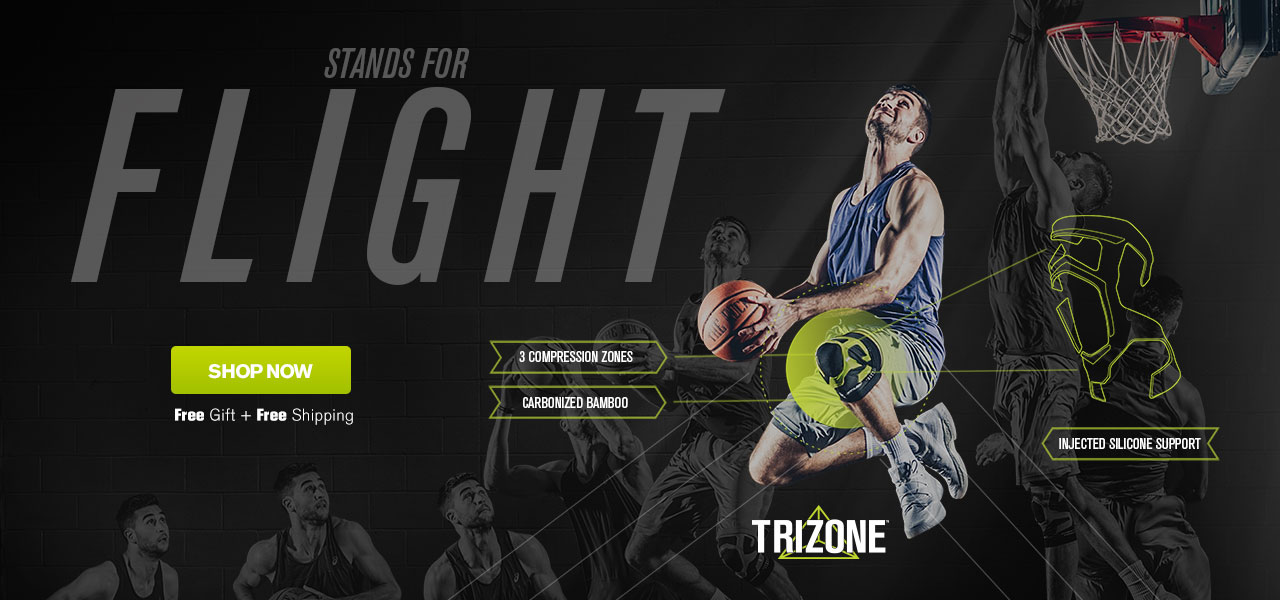 Donjoy Performance Stands For Flight - Trizone Knee