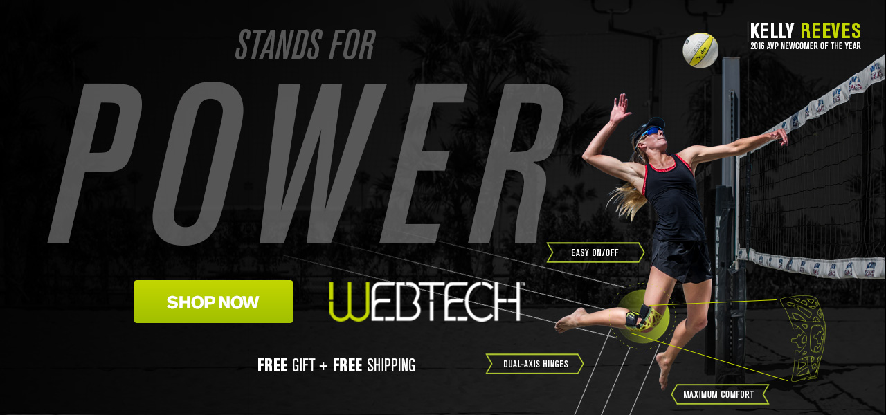 Donjoy Performance Stands For Power - Webtech Knee