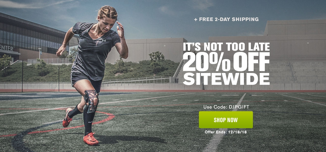 It's Not Too Late - 20% Off Sitewide