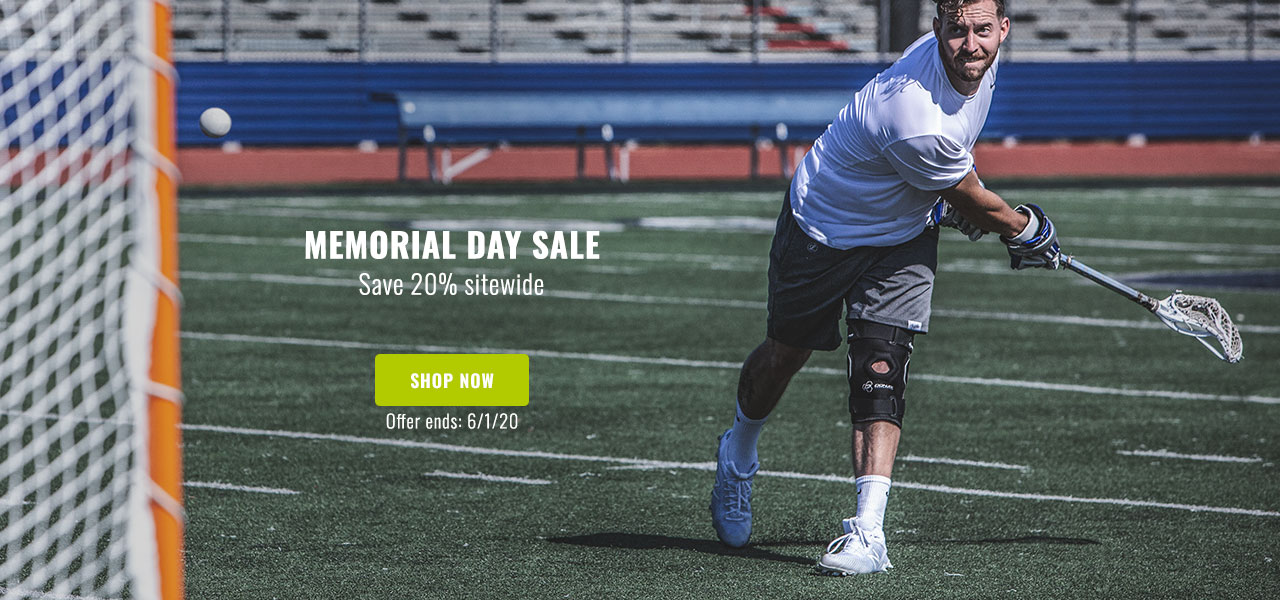 Memorial Day Sale - 20% Off Sitewide