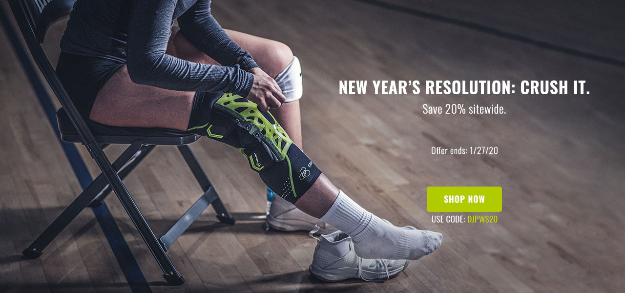 New Year's Resolution: Crush It. - Save 20% Sitewide