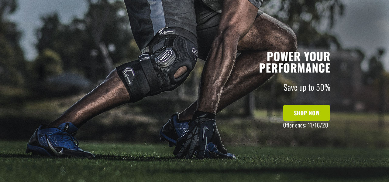 Power Your Performance - Save up to 50%