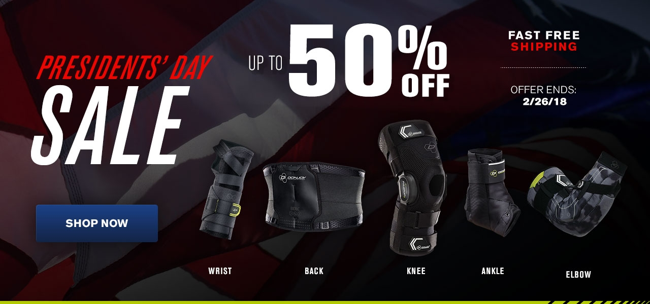 Presidents' Day Sale - Up to 50% OFF + Fast Free Shipping