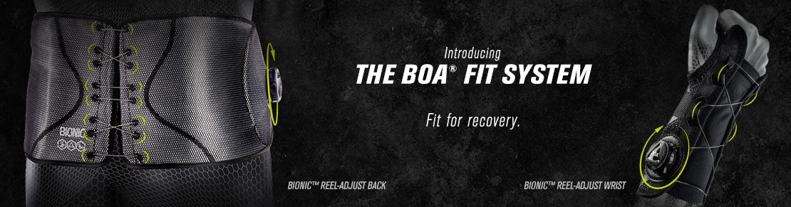 Introducing the Boa Fit System: Fit for Recovery