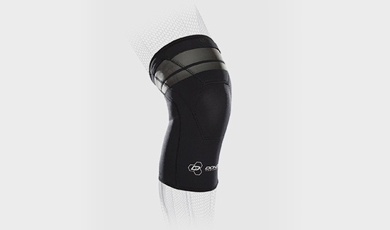 ANAFORM 2MM OPEN PATELLA KNEE SLEEVE