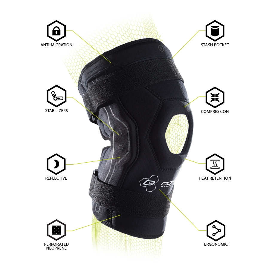 0dd67fe8d6 DonJoy Performance Bionic Knee Brace | DonJoyPerformance.com