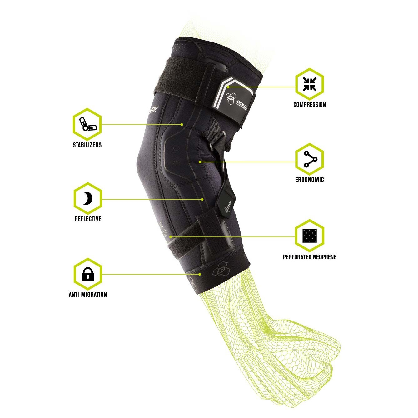 DonJoy Performance Bionic Elbow II