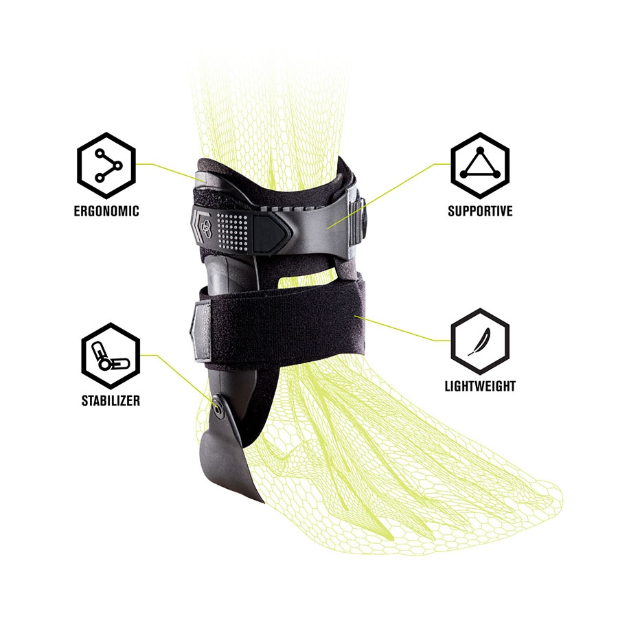 DonJoy Performance Bionic Stirrup Ankle Brace