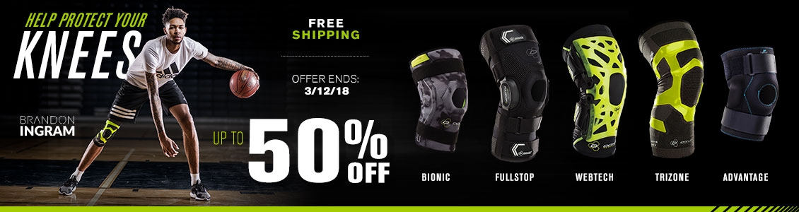 Protect Your Knees – Up to 50% OFF